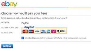 cara bayar ebay dengan paypal