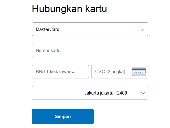 input data vcc