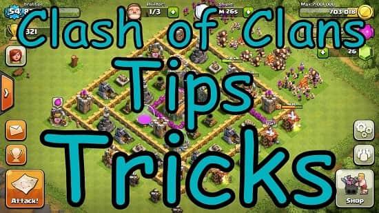 tips trik clash of clans