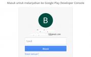 Cara Daftar Developer Google Play & Rilis Aplikasi